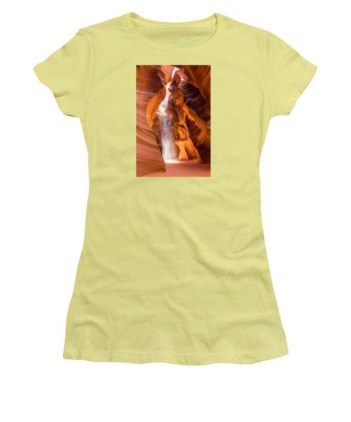 Spirit Walker Women's T-Shirt (Athletic Fit)