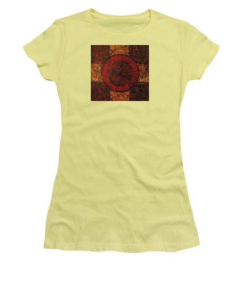 Spiritual Movement Women's T-Shirt (Athletic Fit)