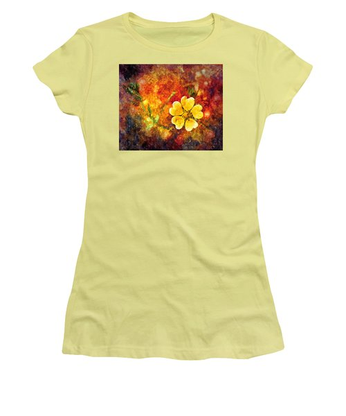 Spring Color Women's T-Shirt (Athletic Fit)