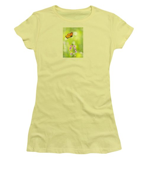 Spring Delight Women's T-Shirt (Junior Cut) by Alice Cahill