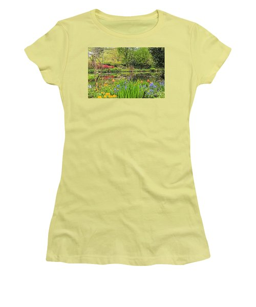 Spring Song Women's T-Shirt (Athletic Fit)