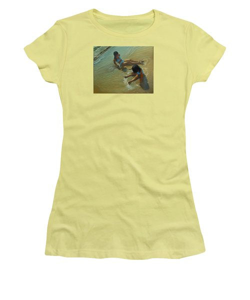 Star Maker Women's T-Shirt (Junior Cut) by Thu Nguyen