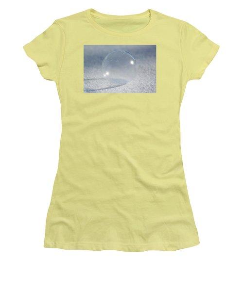 Sub-zero Women's T-Shirt (Athletic Fit)
