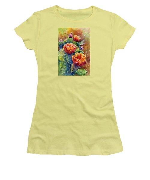 Summer Hummer Women's T-Shirt (Athletic Fit)