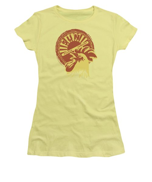 Sun - Good Morning Women's T-Shirt (Athletic Fit)