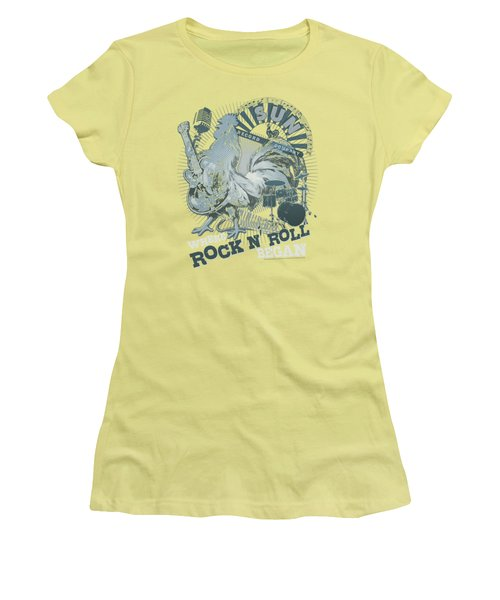 Sun - Where Rock Began Women's T-Shirt (Athletic Fit)