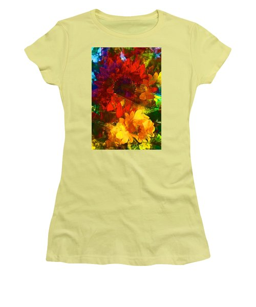 Sunflower 11 Women's T-Shirt (Athletic Fit)