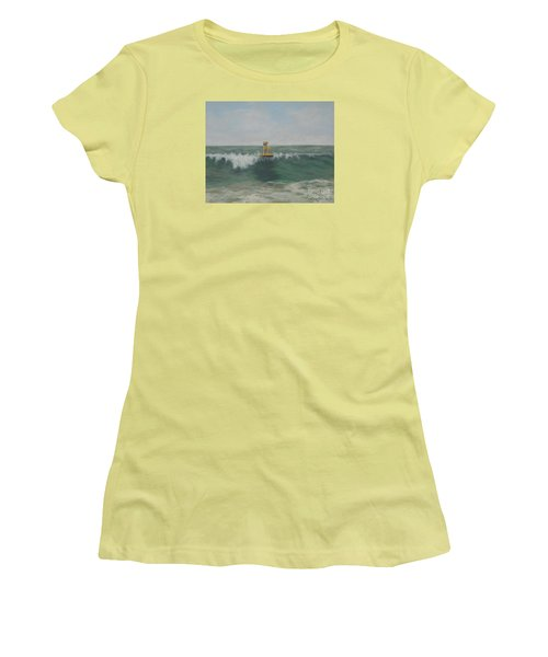 Surfer Lab Women's T-Shirt (Athletic Fit)
