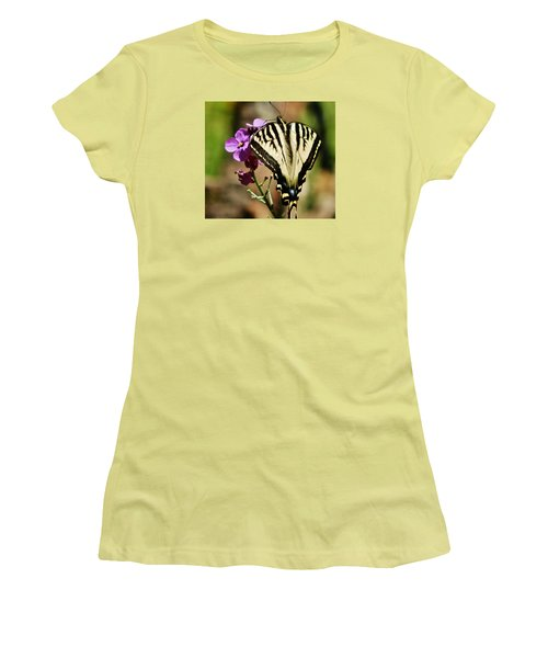 Sweet Attraction Women's T-Shirt (Junior Cut) by VLee Watson