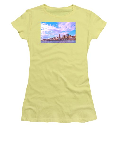 Sweet Seattle Women's T-Shirt (Athletic Fit)