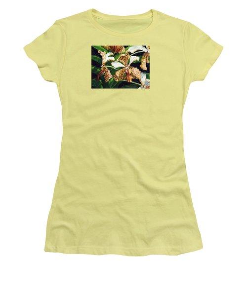 Tachannon Women's T-Shirt (Junior Cut) by Lynda Hoffman-Snodgrass