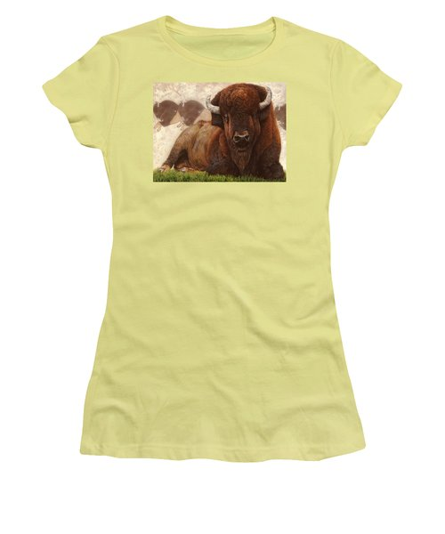 Tatanka Women's T-Shirt (Athletic Fit)
