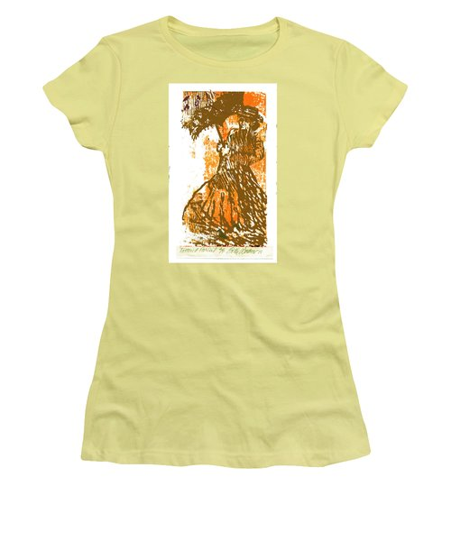 Tattered Parasol Women's T-Shirt (Junior Cut) by Seth Weaver