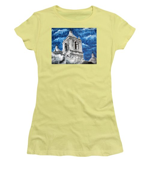 Mission San Jose Women's T-Shirt (Athletic Fit)