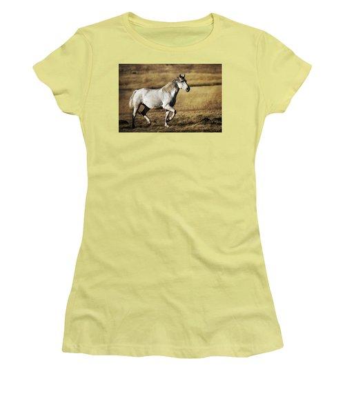 That Golden Hour Women's T-Shirt (Junior Cut) by Wes and Dotty Weber