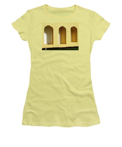 the Bird Women's T-Shirt (Junior Cut) by Prakash Ghai