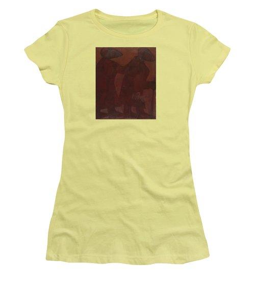 The Blind Men Women's T-Shirt (Athletic Fit)