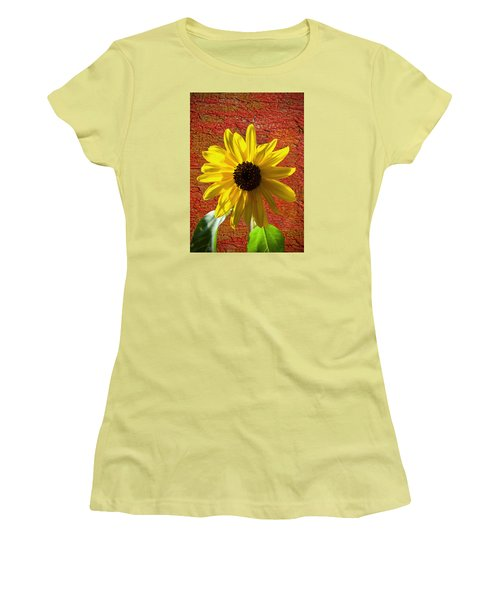 The Contrast Of Time Women's T-Shirt (Junior Cut) by Sandi OReilly