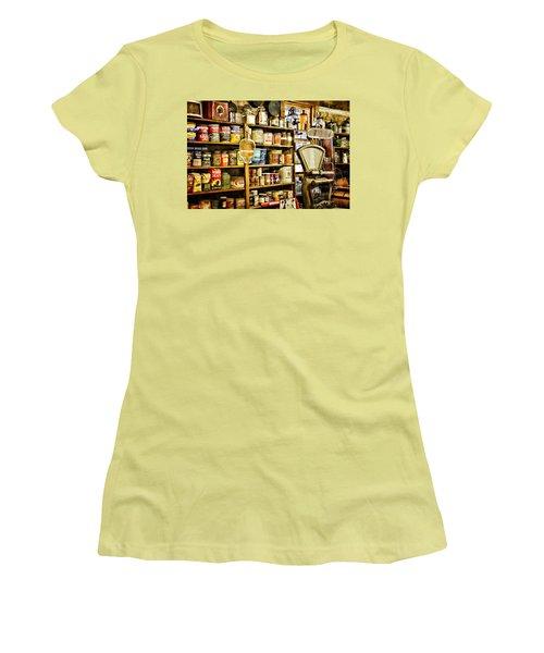 The General Store Women's T-Shirt (Junior Cut)