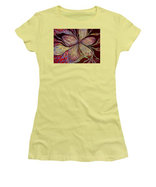 The Great Pollination Women's T-Shirt (Athletic Fit)