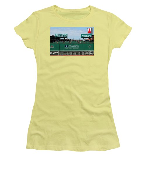 The Green Monster 99 Women's T-Shirt (Athletic Fit)