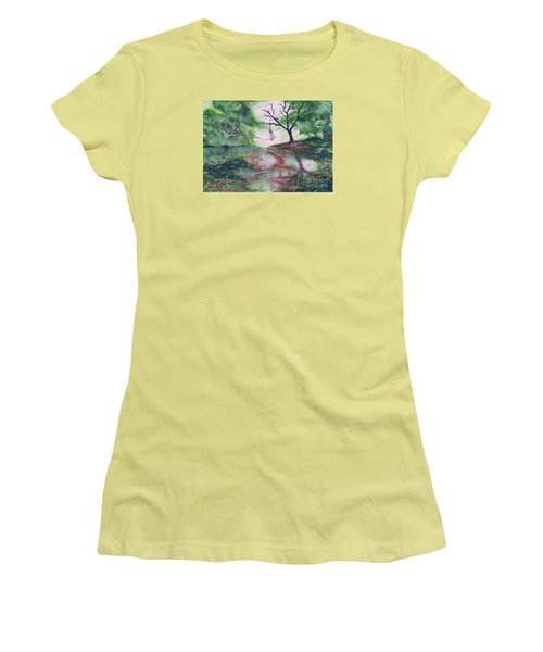 The Hanging Tree  Women's T-Shirt (Athletic Fit)