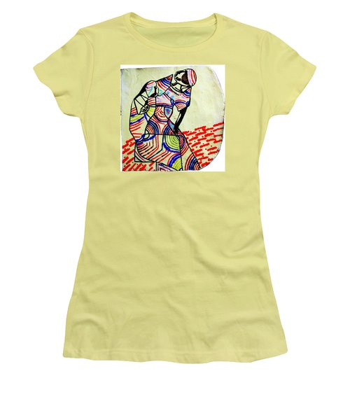 The Holy Family Women's T-Shirt (Athletic Fit)