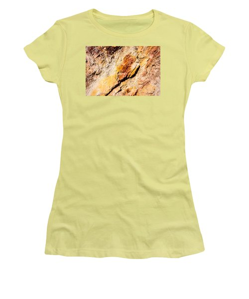 The Other Side Of The Mountain Women's T-Shirt (Athletic Fit)