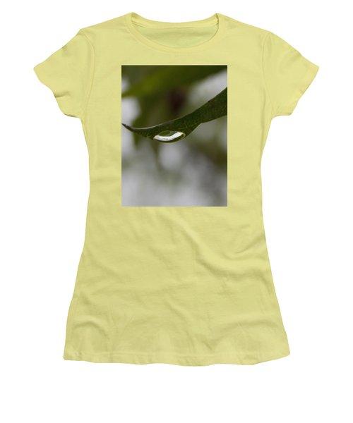 Women's T-Shirt (Junior Cut) featuring the photograph Perception by John Glass
