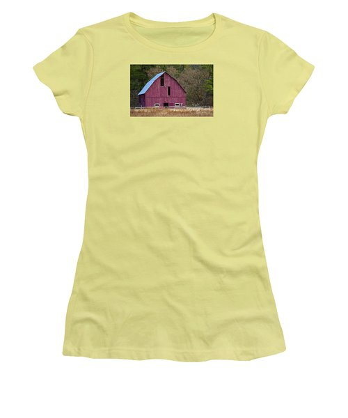 The Test Of Time... Women's T-Shirt (Athletic Fit)