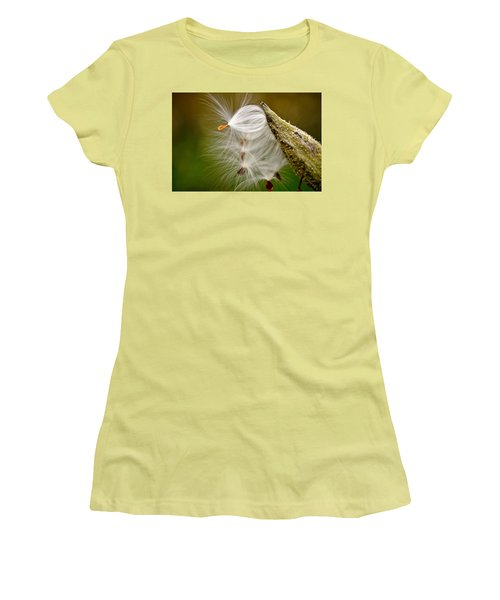 Time For Me To Fly Women's T-Shirt (Athletic Fit)