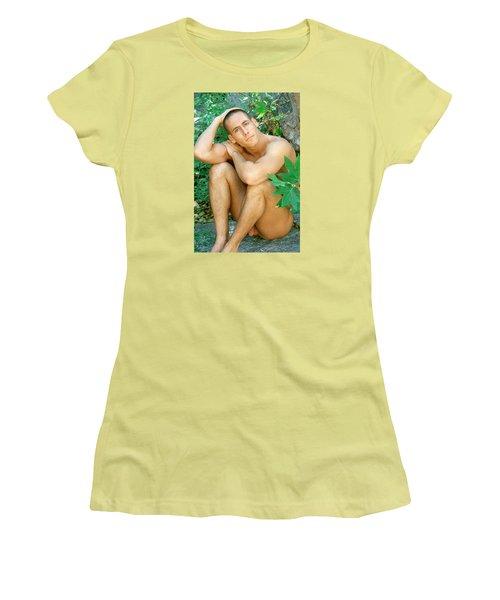 Tom D. 1 Women's T-Shirt (Athletic Fit)