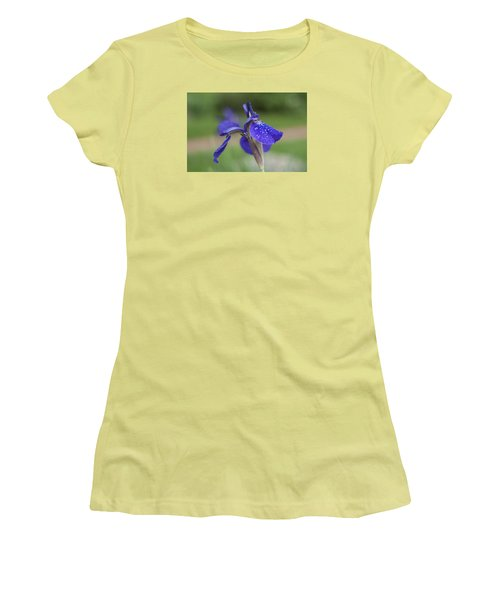 Tranquility Women's T-Shirt (Junior Cut) by Miguel Winterpacht