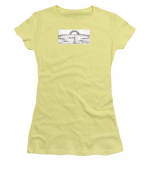 Trestles Women's T-Shirt (Athletic Fit)