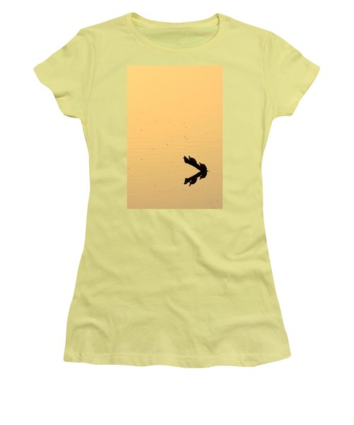 Turtle Art Women's T-Shirt (Athletic Fit)