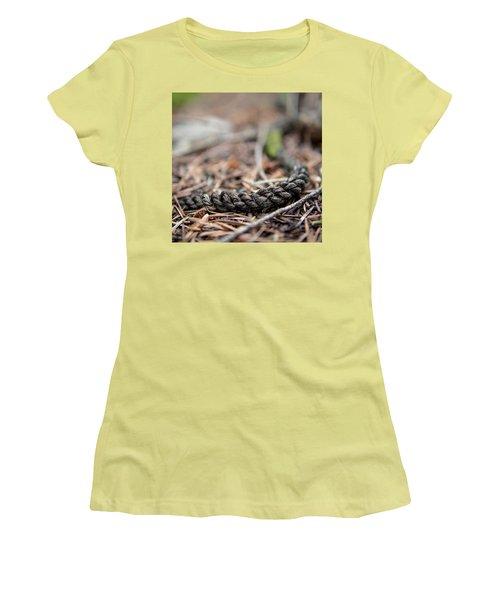 Unbound Women's T-Shirt (Junior Cut) by Aaron Aldrich