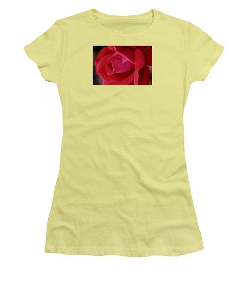 Unfolding Glory Women's T-Shirt (Athletic Fit)