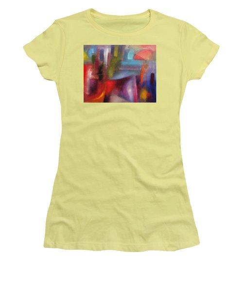 Untitled #3 Women's T-Shirt (Junior Cut) by Jason Williamson