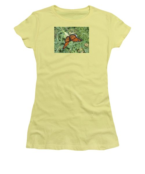 Viceroy Women's T-Shirt (Junior Cut) by Robert Nickologianis