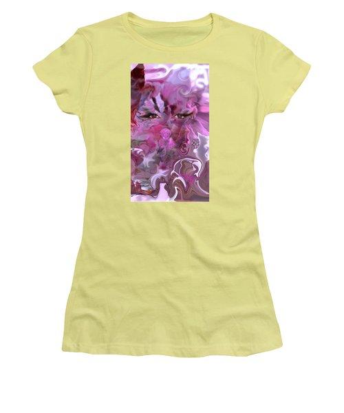 Vision Of Joy Women's T-Shirt (Junior Cut) by Deprise Brescia
