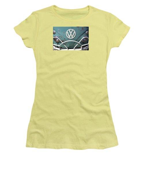 Vw Oldie But Goodie Women's T-Shirt (Junior Cut) by Jane Eleanor Nicholas