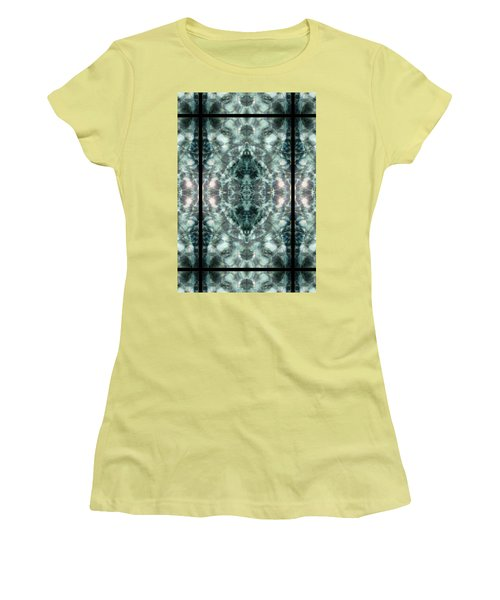 Waters Of Humility Women's T-Shirt (Junior Cut) by Deprise Brescia