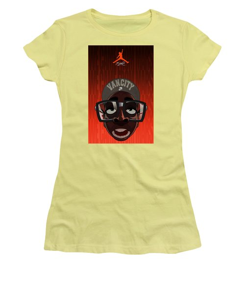 Women's T-Shirt (Junior Cut) featuring the drawing We Came From Mars by Nelson Dedos  Garcia