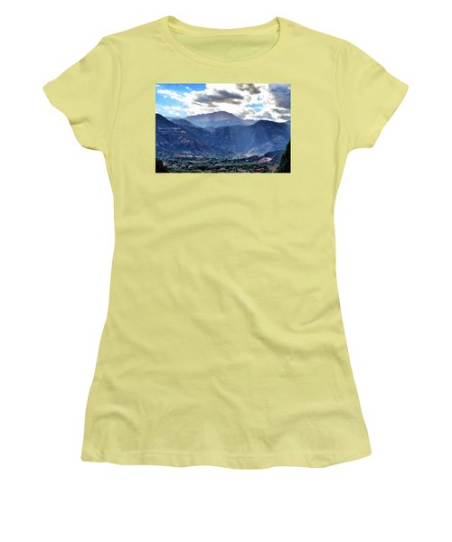 Westside Colorado Springs Women's T-Shirt (Athletic Fit)