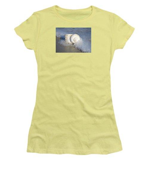 Worn By The Sea Women's T-Shirt (Junior Cut)