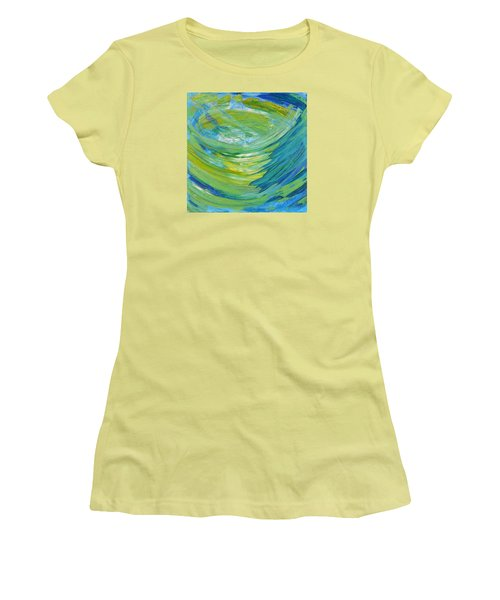 Worship Women's T-Shirt (Junior Cut) by Cassie Sears
