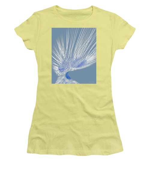 Zephyr Women's T-Shirt (Junior Cut) by Judi Suni Hall