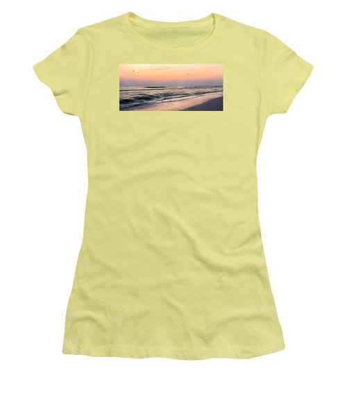 Postcard Women's T-Shirt (Athletic Fit)