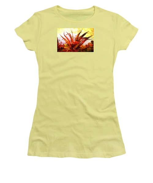 Maguey Women's T-Shirt (Athletic Fit)