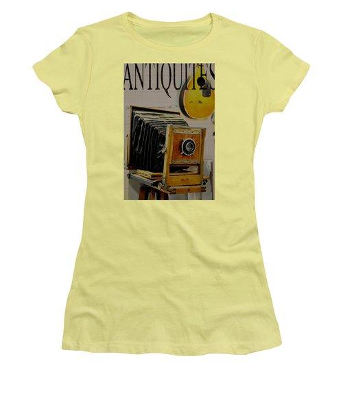 Antiquites Women's T-Shirt (Athletic Fit)
